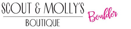 Scout and Molly's Boulder Logo