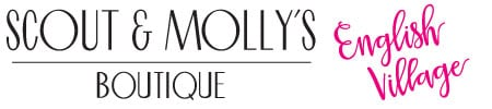 Scout and Molly's English Village Logo