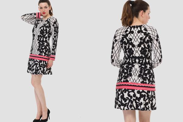 Tunic Dress by Joseph Ribkoff