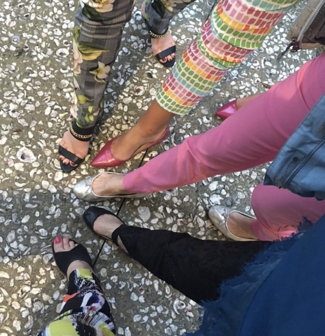 Krazy Larry Pants: Wild Patterns and Colors
