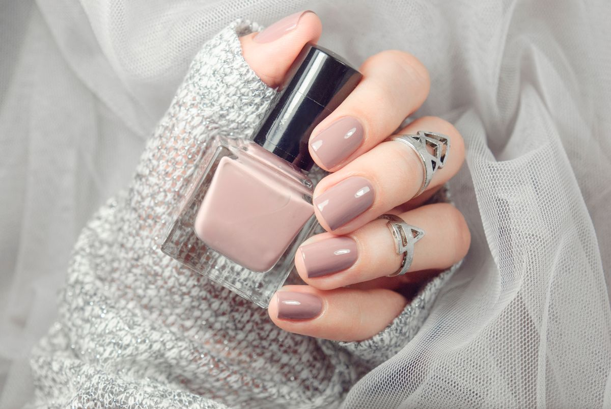 Your Nails Should Match Your Clothing