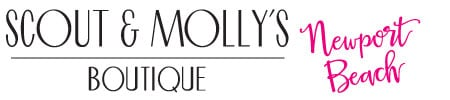 Scout and Molly's Newport Beach Logo