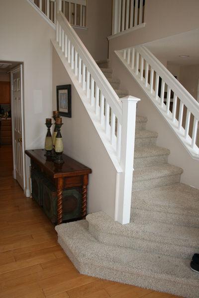 Arcilla hallway