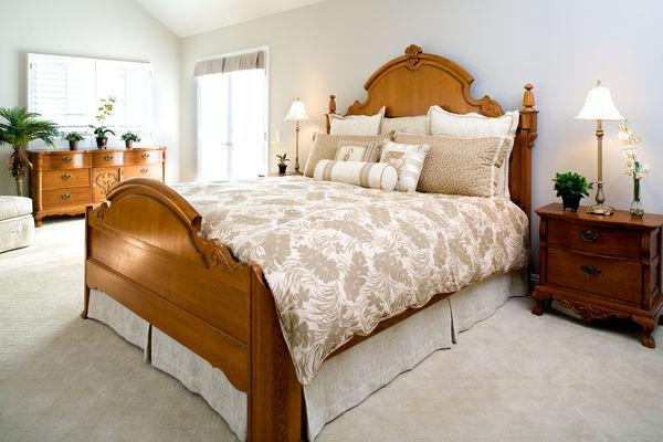Dunne calledelsol bed