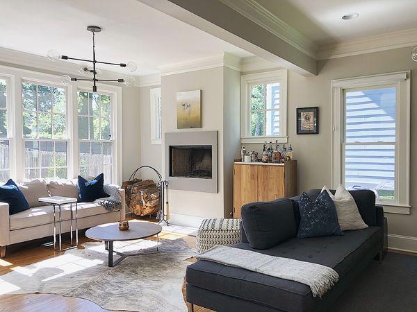 Jordan evans design living sunroom remodel