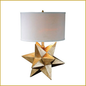 Table lamp bold and glam