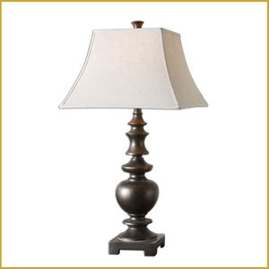 Table lamp traditional