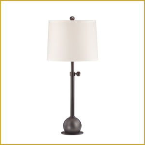 Table lamp transitional