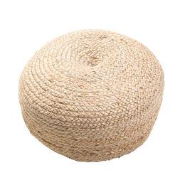 Saba Warm Sand Pouf