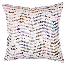 Fauna Mint Pillow, Set of 2