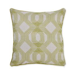 Kyoto Antique Green Pillow, Set of 2