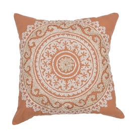 Adobe Floral Pillow