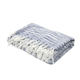 Essential Midnight Navy Throw