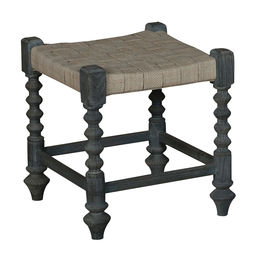 Timber Hill Ottoman