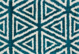 COSMA BLUE / IVORY RUG