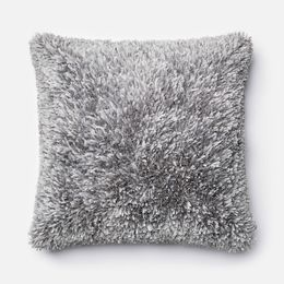 Amelie Gray 22 x 22 Pillow Cover