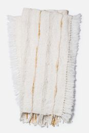 AIDA IVORY THROW