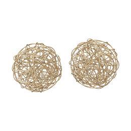 Atomos Gold Tussle Balls - Set of 2