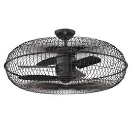 "Senegal 28"" Air Ionizing Fan D'lier"