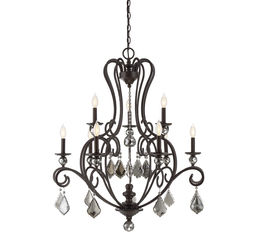 Stratton 9 Light Chandelier