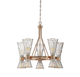 Courtland 10 Light Chandelier
