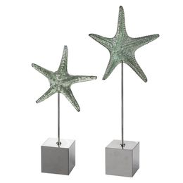 Uttermost Starfish Sculpture S/2