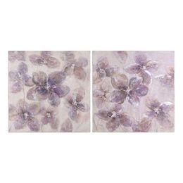 Uttermost Pretty Pastels Floral Art S/2