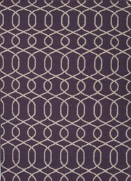 Urban Bungalow Sweet Grape Rug