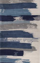En Casa By Luli Sanchez Tufted Bonnie Blue Rug
