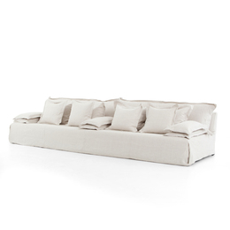 ESQUIRE BELLEVUE'S SOFA SLIPCOVER