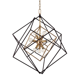 Roundout 9 LIGHT PENDANT