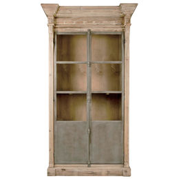 Grecian Display Cabinet