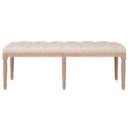 Rennes Upholstered Bench