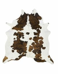 Calico Cowhide Rug XL