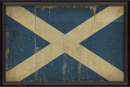BC Scottish Flag