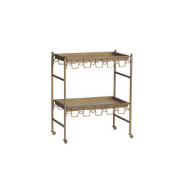 Lacy Bar Cart