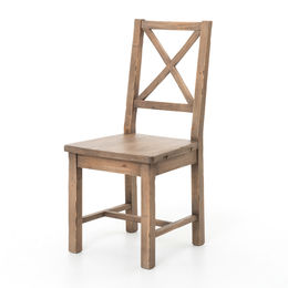 Tuscanspring Dining Chair-Sundried Whea