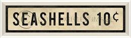 WC Seashells 10 Cents