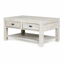 Post & Rail Small Coffee Table