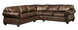 Von Leather Sectional Group