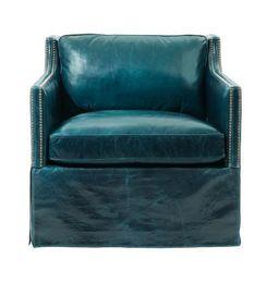 Danzi Chair/ Leather