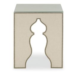 Fes End Table