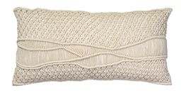 Indio Macrame Pillow