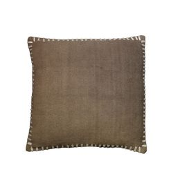 Whip Stitched Pillow