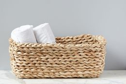 Rush magazine basket 1