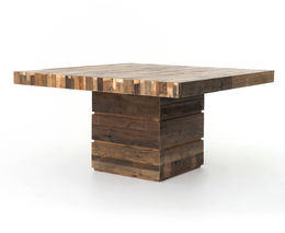 "Tahoe 58"" Square Dining Table"