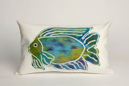 Fishy Mister Pillow