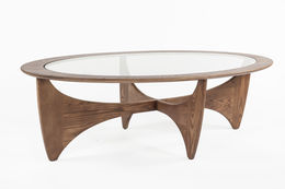 The Seymour Cocktail Table