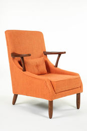 The Vejle Arm Chair with pillow