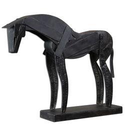 Bronius Horse Sculpture